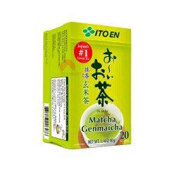 Itoen Oi Ocha Matcha Genmaicha Tea Bag