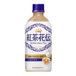 Kocha Kaden Royal Milk Tea 440ml / コカ・コーラ紅茶花伝ミルクティー440ml
