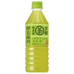 Suntory Iyemon Green Tea 525ml / サントリー 緑茶 伊右衛門 525ml
