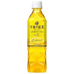 Kirin Gogo No Koucha Lemon Tea 500ml / キリン午後の紅茶レモンティー500g