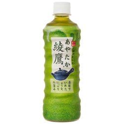 Ayataka Green Tea 525ml / コカ・コーラ彩鷹525g