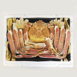 【大人気】Frozen Raw Whole Crab Zuwai Kani (500-600g) / まるごとかに鍋セット・ずわい蟹