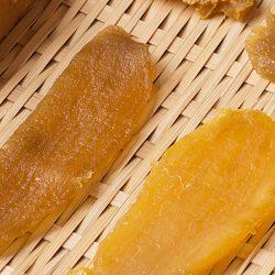 【POPULAR】Ibaraki Special Beniharuka Hoshi Imo (Dried Potato) 70g / 茨城県産べにはるかほしいも