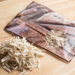 Dried Japanese Sasagiri Burdock (Gobou) 18g / 日本の野菜 笹切りごぼう