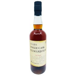 MARS Single cask Plum liquor Natural Cask Strength 700ml / マルス シングルカスク プラム リキュール