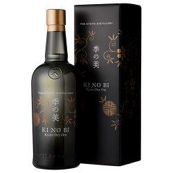 Kinobi Kyoto Dry Gin 700ml / 季の美 京都ドライジン