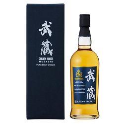 "Golden Horse ""Musashi"" Scottish Whisky 700ml / ゴールデンホース 武蔵"