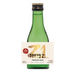 TOKYO Z1 (Sake) / TOKYO Z1(本醸造酒)180ml