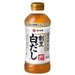 Yamaki Kappo White Dashi 400ml / 割烹白だし