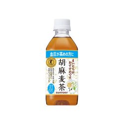 【SALE】Suntory Sesame Barley Tea 350g /  サントリー胡麻麦茶(特定保健用食品)350g