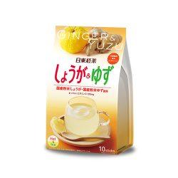 Nittoh Ginger & Yuzu Drink / 日東しょうが&ゆず100g