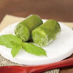 Nama Choco Ice with Uji Matcha (80pcs) / 京都宇治抹茶をたっぷり使った贅沢な生チョコアイス・小粒80個入・業務用