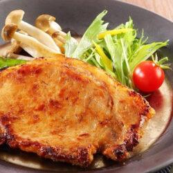 Grilled Spicy Miso Kagoshima Pork Loin 120g / 無添加 鹿児島産豚ロース味噌焼き