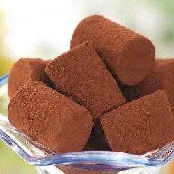 Nama Choco Ice (80pcs) / デザーン製ココア使用・本格派生チョコアイス・80粒入・業務用