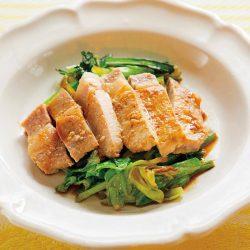 Grilled Kagoshima Pork Loin Misozuke 120g / 無添加 鹿児島産豚ロース味噌焼き