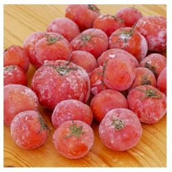【Recommended】Frozen Tomato 1kg / 高知県産冷凍トマト1KG 完熟 トマト