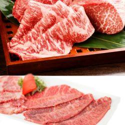 Hokkaido Wagyu Cross-Chuck Roll Shabu Slices (0.2cm) 300g / 北海道肩ロース しゃぶしゃぶスライス (0.2cm)