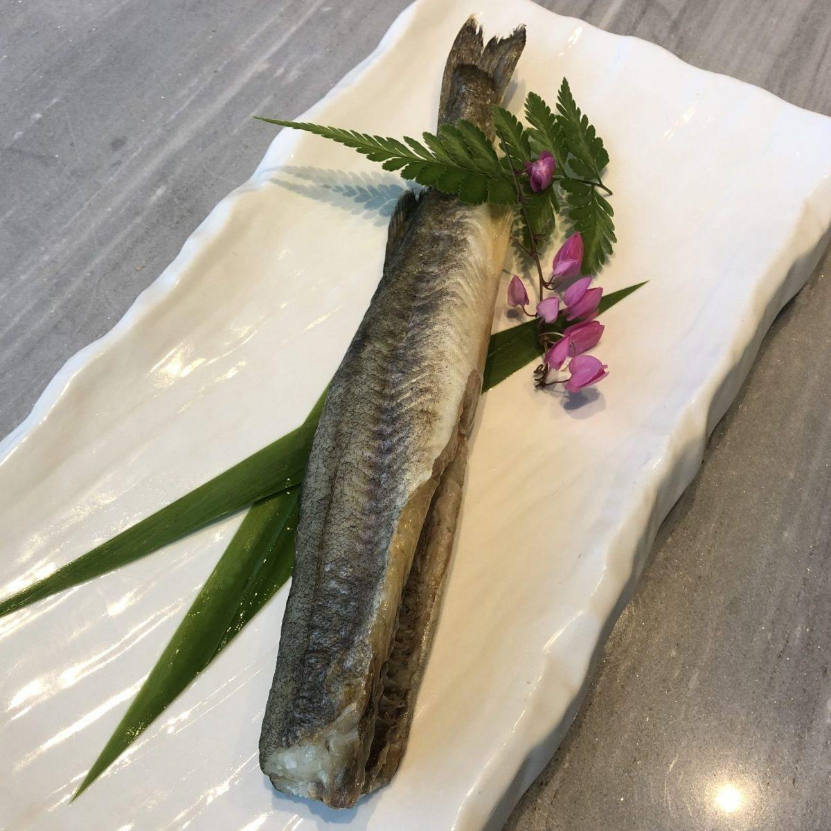 【Araya/あらや 】Dried Saffron Cod (Komai) 4pcs / 大きな氷下魚