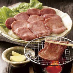 Gyu Tongue Slice (0.3cm) 250g /  牛タン スライス