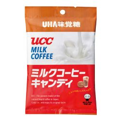 UHA UCC Milk Coffee Candy 98g / UHA UCC ミルクコーヒーキャンディ98g