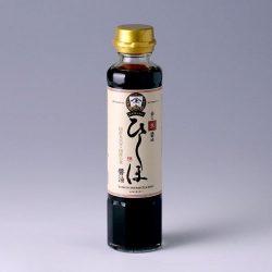 Yamato Nama Hishisho Shoyu 180ml / YAMATO  ヤマト 生(なま) 醤油 ひしほ  ・国産小麦の香り豊かな、搾りたて生醤油