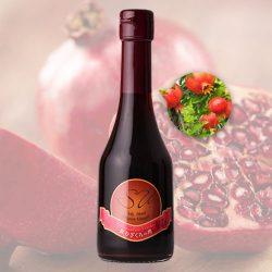 【75% OFF】BEST BEFORE: 21st September 2021 Oaks Heart Dessert Vinegar Pomegranate 250ml  (16 servings per 250ml) / 飲むざくろの酢 オークスハート デザートビネガー