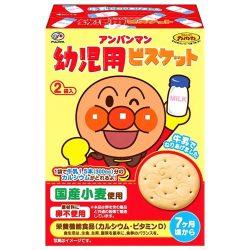 Fujiya Peko Anpaman Baby Biscuit 84g /アンパンマン幼児用ビスケット