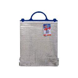 Aluminum Cooler Bag (M) 21 x 26 x 13cm / 保温・保冷アルミバッグ(中)