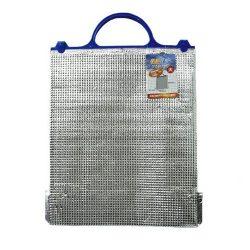 Aluminum Cooler Bag (L) 30 x 14 x 36 cm / 保温・保冷アルミバッグ(大)