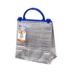 Aluminum Cooler Bag (S) 22 x 21 x 13 cm / 保温・保冷アルミバッグ(小)