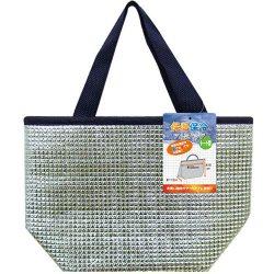 Aluminum Cooler Bag (Tote) 18 x 28 x 11.5 cm / 保温・保冷アルミバッグ(トート型)