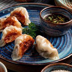 【POPULAR】Kagoshima Pork Gyoza (12pcs) / 鹿児島産豚 餃子