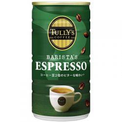 Itoen TULLY'S Coffee Barista's Espresso 180g