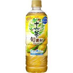 Asahi Jurokucha Shun Sozai Blend 630ml / 十六茶旬素材ブレンド