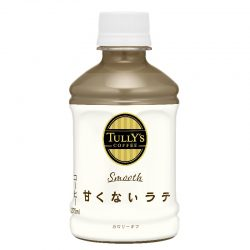 Itoen TULLY'S Coffee Smooth Latte 275ml