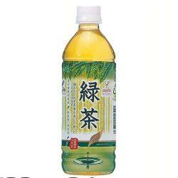 Tominaga Kobe Kyoryuchi Green Tea 500ml / 神戸居留地 緑茶 ペット