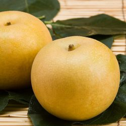 Red Pear (Kousui Nashi) from Japan ~300g per piece / 幸水 ナシ(日本梨)【Delivers on Fri & Sat | 金曜日&土曜日配達分受付中】