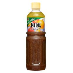 Riken Japanese Wafu Delicious Dressing 1L / 野菜いっぱいドレッシング 和風