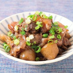 【NEW】Miso Braised Beef Tongue 150g /  柔らか牛タン味噌煮