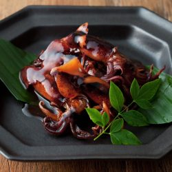 Ajirushi Umi no Shokudo Soft Boiled Squid 150g / AJIRUSHI 海の食堂 やりいかやわらか煮