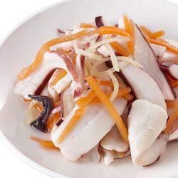 Ajirushi Umi no Shokudo Crispy Squid Vinegar 70g / AJIRUSHI 海の食堂 シャキシャキいか酢