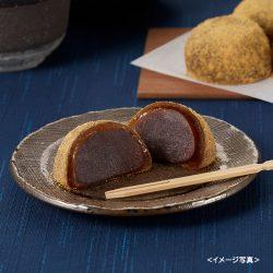 Imuraya Red Bean Paste Brown Sugar Warabi Mochi (Koshi An) 4 pieces /  4コ入 あん入り黒糖わらび餅 (こしあん)