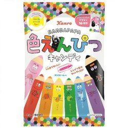 Kanro Iro Empitsu candy / 色えんぴつキャンディ