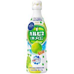 Asahi Calpis Ripe Melon Yogurt Drink 470ml / カルピス完熟メロン 希釈タイプ